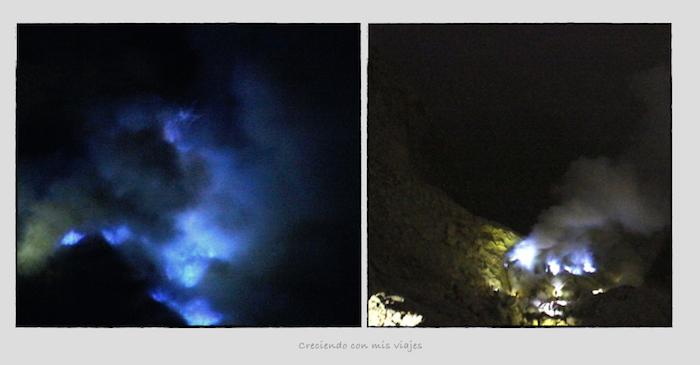 blue flame.001 - Kawah Ijen