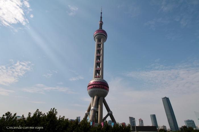La Perla de Shanghai en su Fiesta Nacional