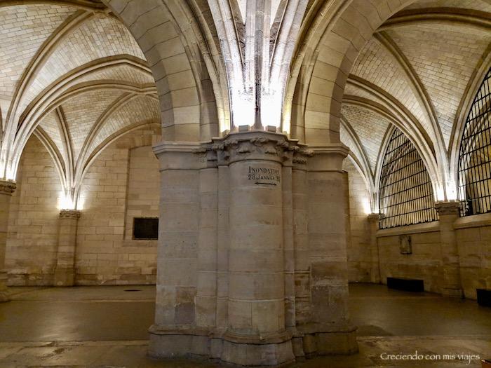 IMG 20190126 114320 - 26/01/19: visitamos algunos top de París y descubrimos su subsuelo...