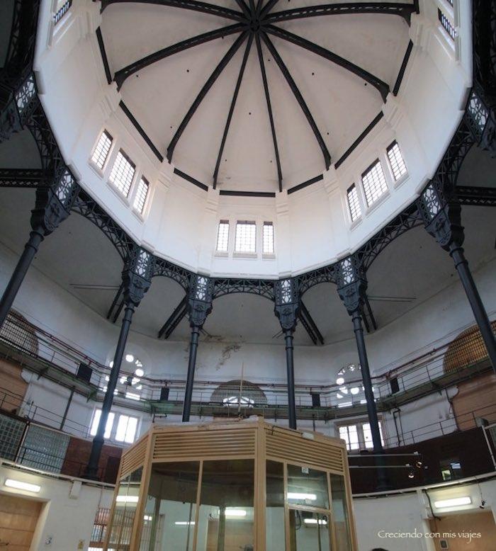 IMG 3654 còpia - Visita guiada al centro penitenciario La Model