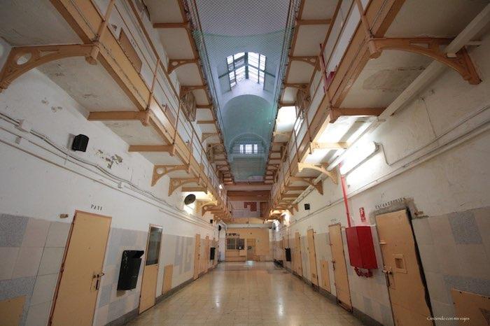IMG 3681 còpia - Visita guiada al centro penitenciario La Model