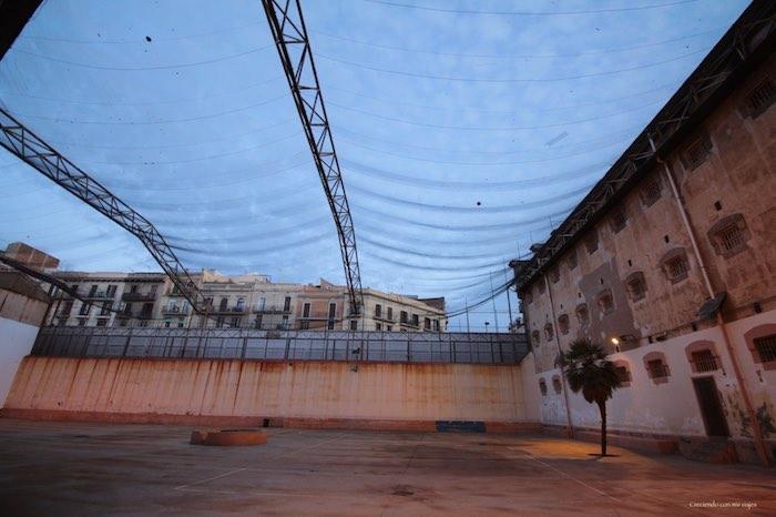 IMG 3706 còpia - Visita guiada al centro penitenciario La Model