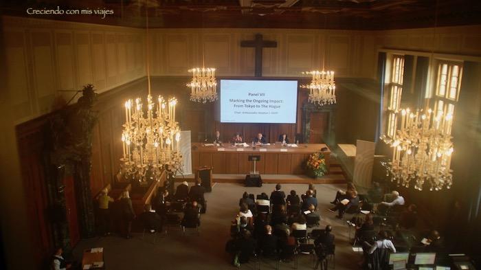 sala 600 Juicios Nuremberg