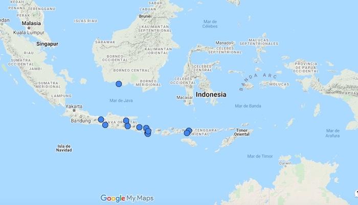 Indonesia Creciendo con mis viajes - La aventura indonesia...