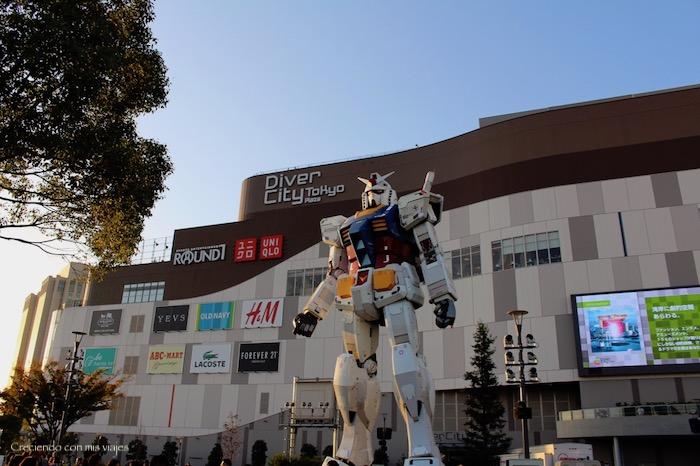 IMG 0219 - Harajuku, Omotesando, Odaiba y Asakusa
