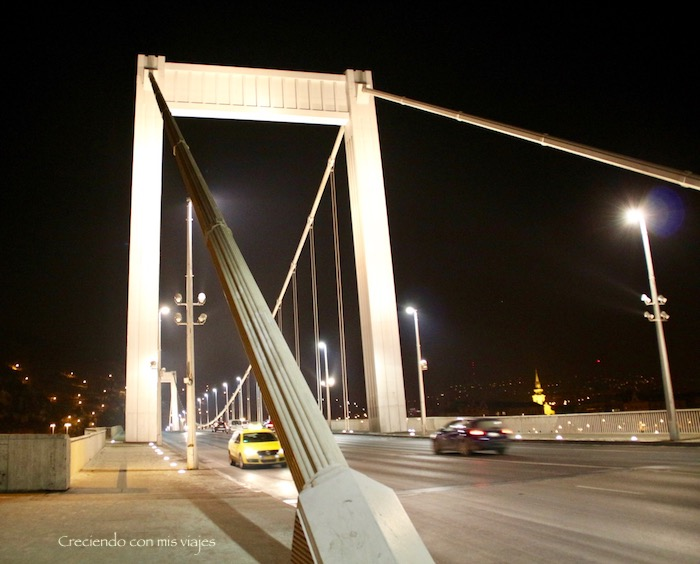 Puente de Elisabeth - Budapest