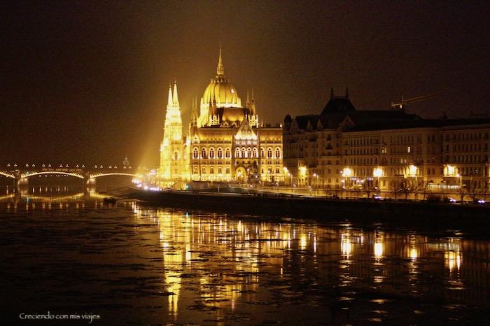Parlamento Hungría