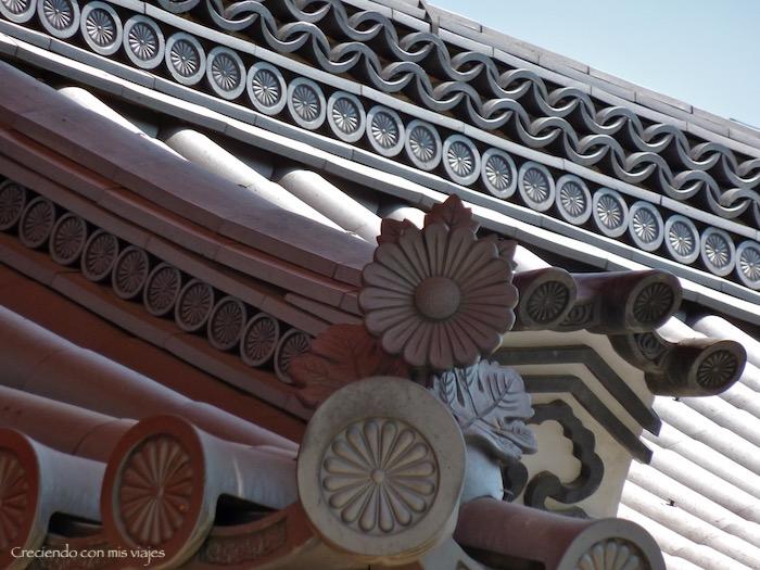 P1010118 - Palacio, Castillo y macacos en Kyoto