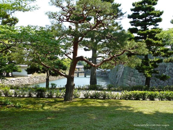 P1010254 - Palacio, Castillo y macacos en Kyoto