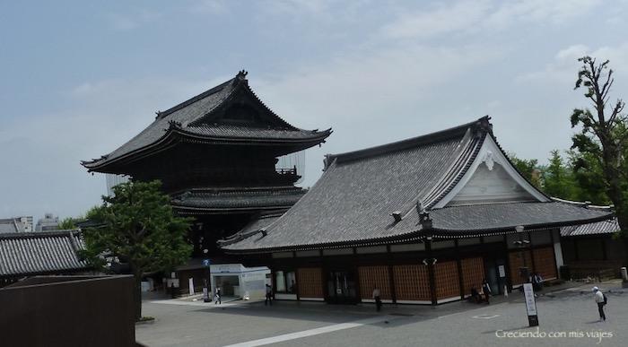 P1010535 - Fushimi Inari y Templo Plateado de Kyoto
