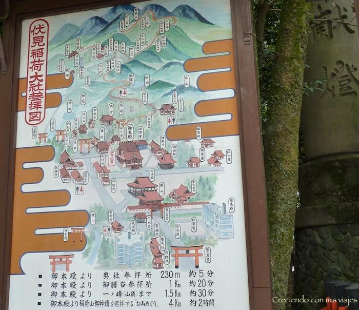 P1010551 - Fushimi Inari y Templo Plateado de Kyoto
