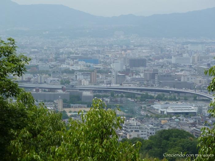P1010602 - Fushimi Inari y Templo Plateado de Kyoto