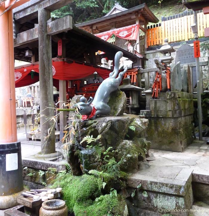P1010609 - Fushimi Inari y Templo Plateado de Kyoto