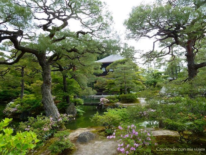 P1010661 - Fushimi Inari y Templo Plateado de Kyoto