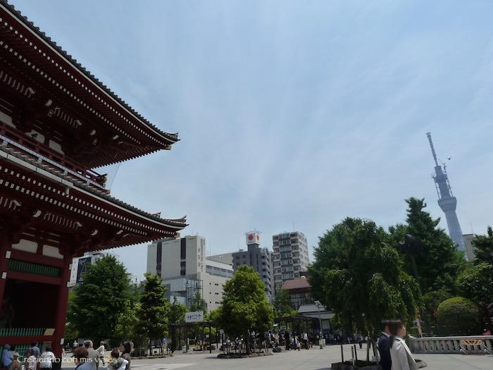 P1020271 - Asakusa, Odaiba y Tokyo Tower