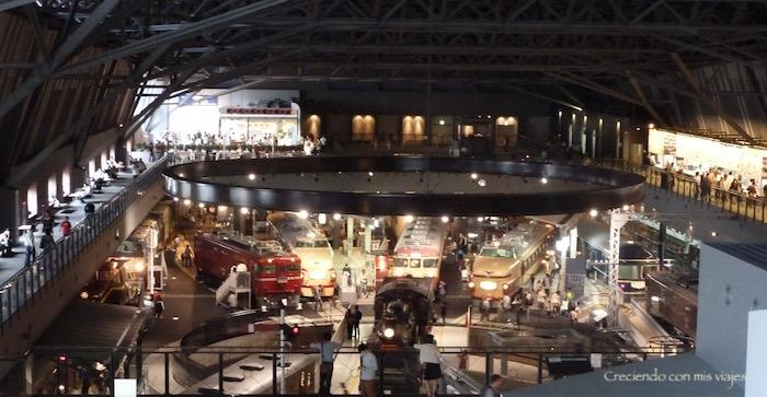 P1020957 - Museo del Ferrocarril de Omiya