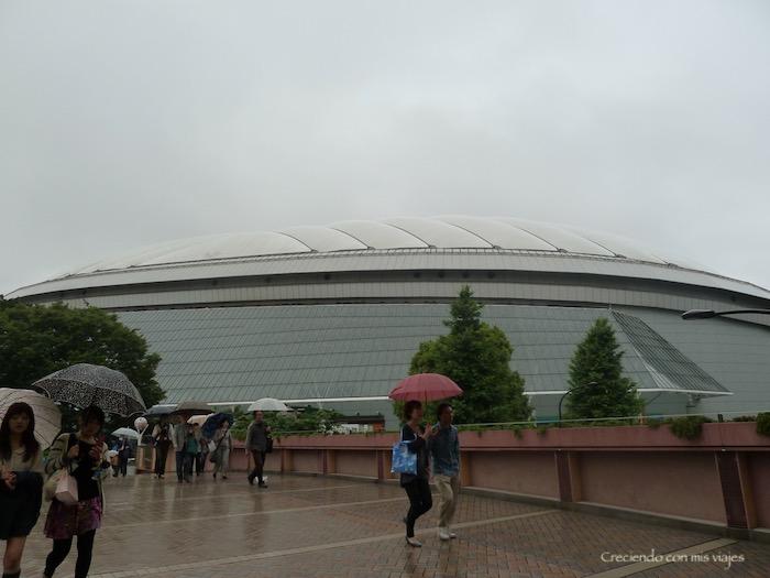 estadio Tokyo Dome