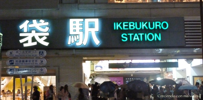 P1020993 - Shibuya, Yoyogi Park e Ikebukuro