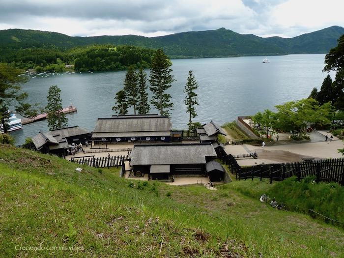 P1030103 - ¡disfrutamos del onsen privado en Hakone!