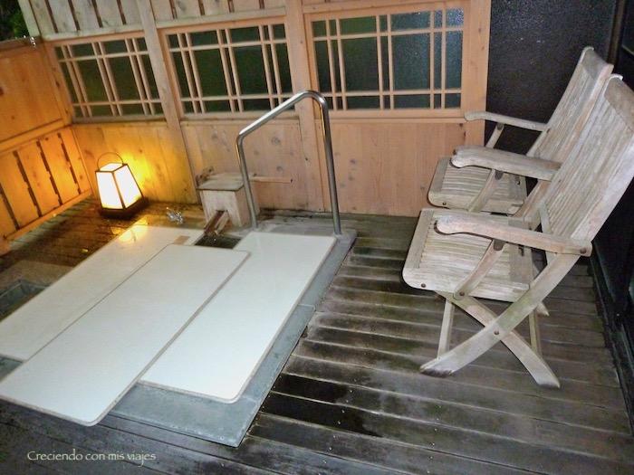 P1030155 - ¡disfrutamos del onsen privado en Hakone!