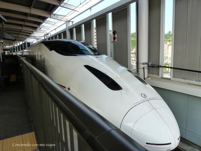 Nos encantan los Shinkansen