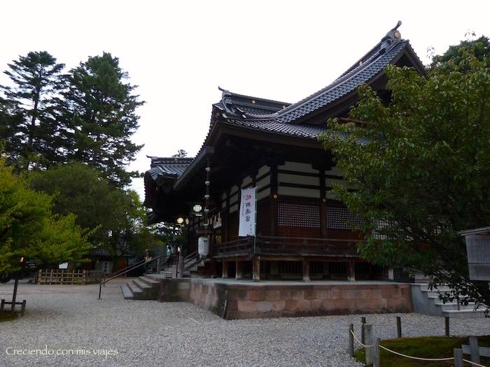 P1080525 - Kanazawa, territorio de los Maeda