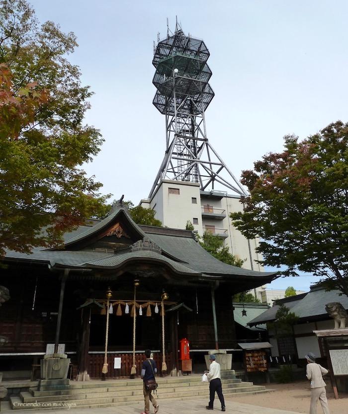 P1090078 - Matsumoto y de vuelta en Tokyo