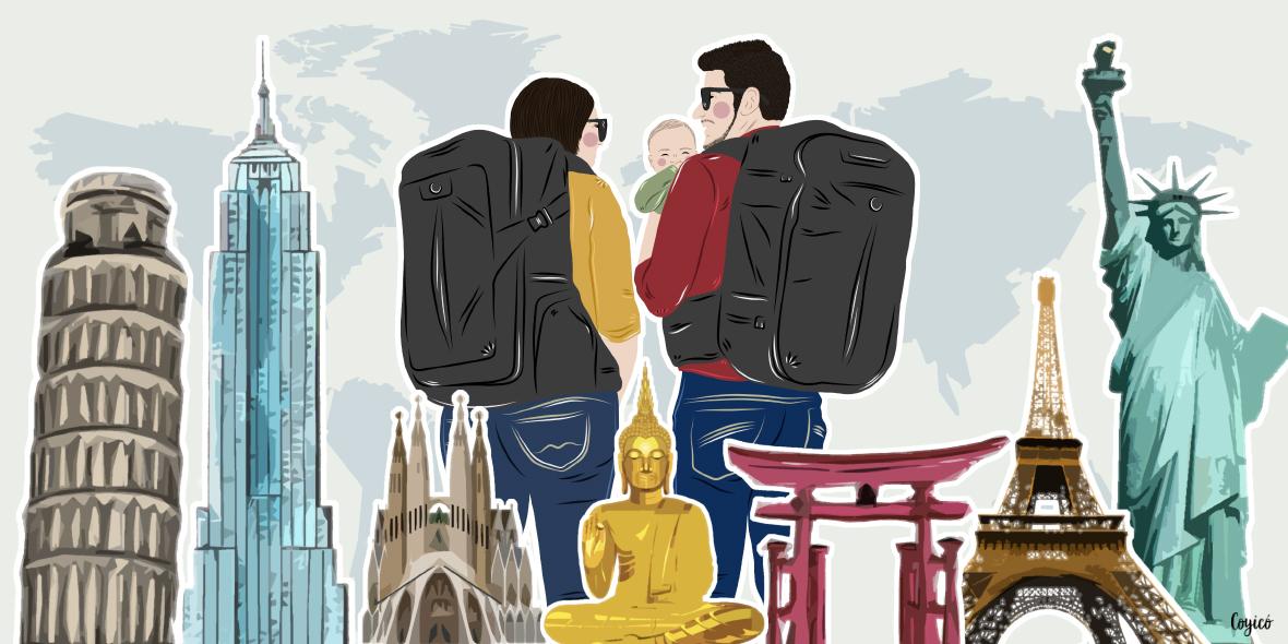 Creciendo con mis viajes