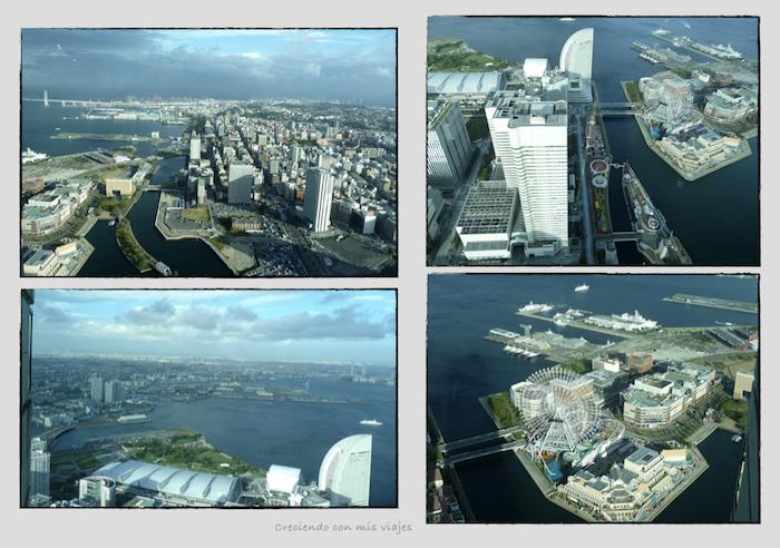 Yokohama - Kamakura, Yokohama y Ameyoko