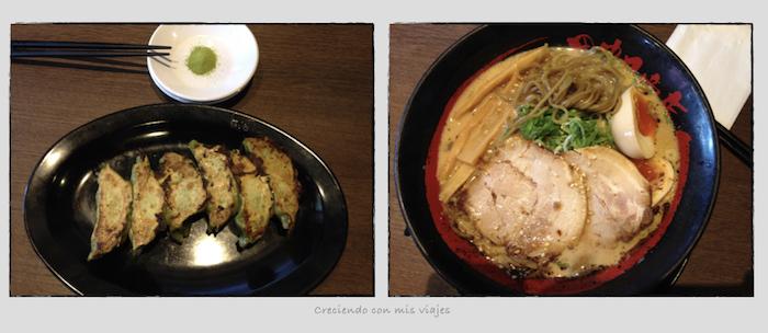 comida Uji.001 - Uji, Obaku y volvemos a Fushimi Inari