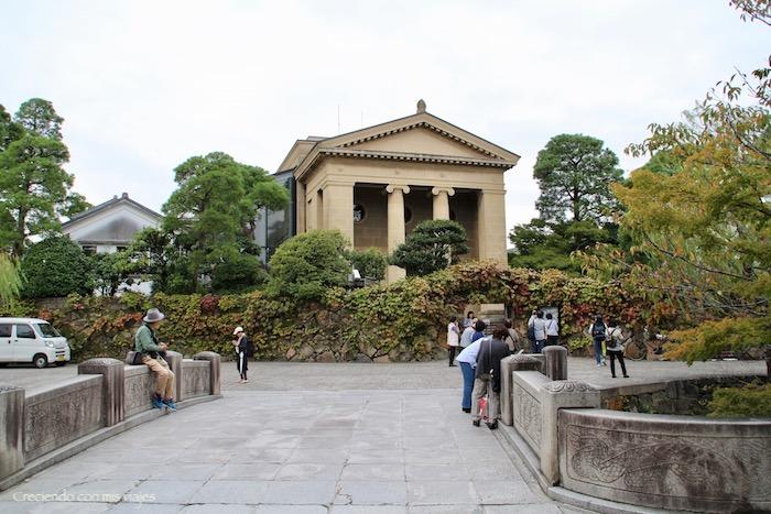 Edificio principal del Museo Ohara