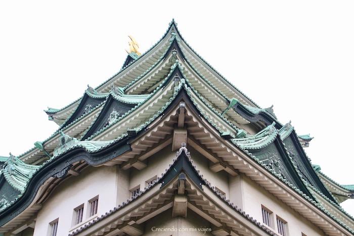 torre principal Nagoya-jo