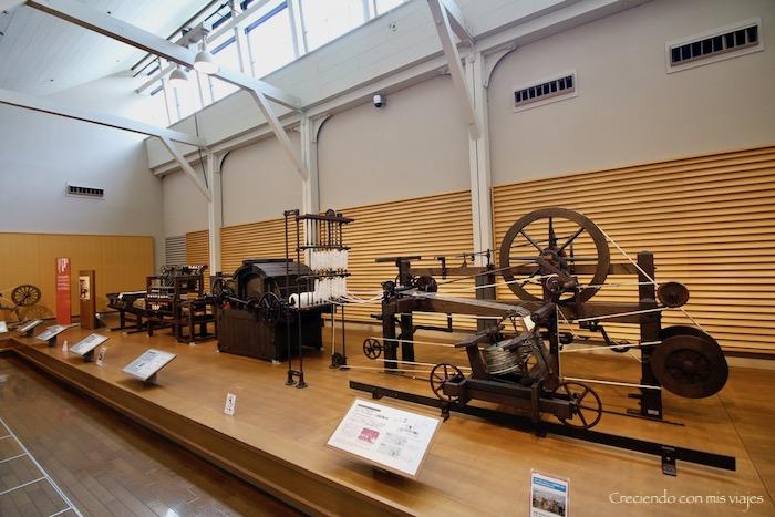 IMG 6150 - Museo Toyota en Nagoya