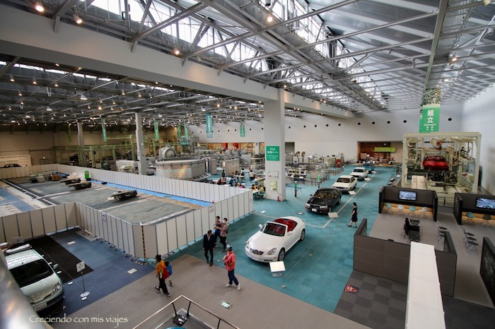 IMG 6171 - Museo Toyota en Nagoya