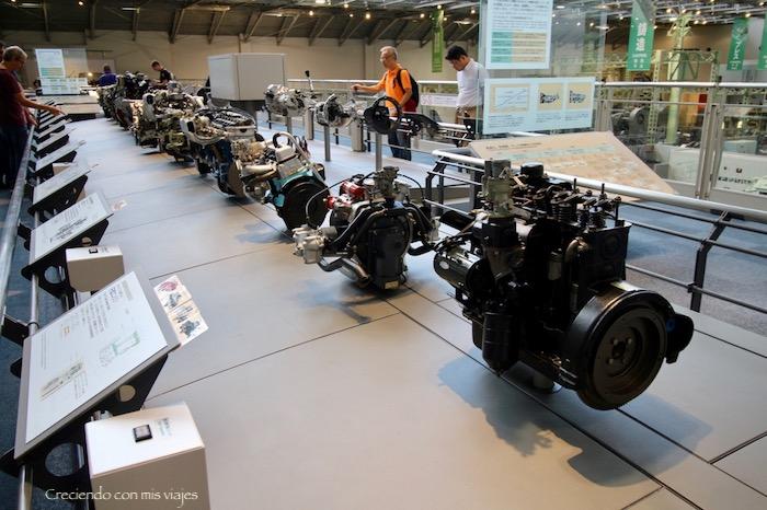 motores Toyota
