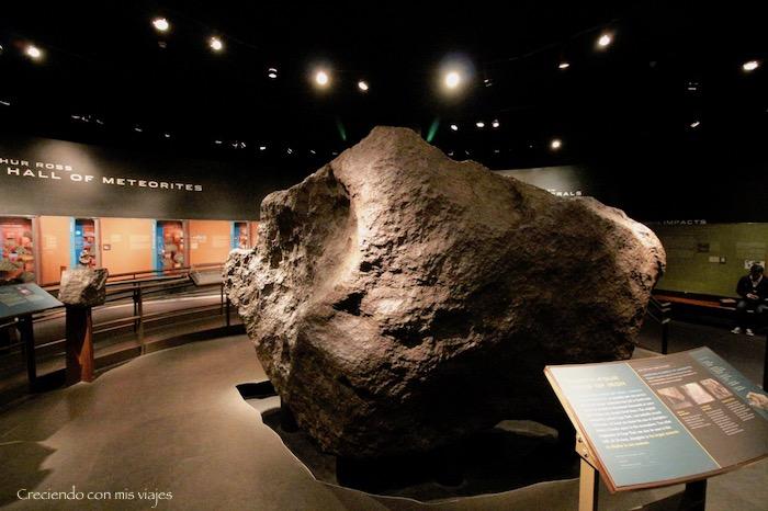 meteorito encontrado en Groenlandia
