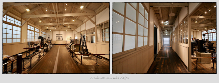 casa/oficinas de Toyoda