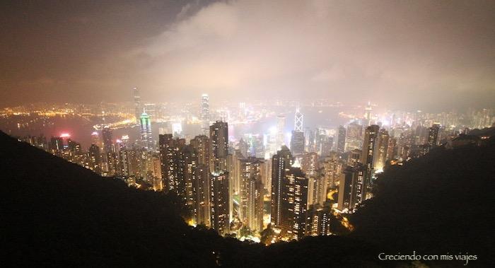 Victoria Peak HK - Nuevo destino: ¡Hong Kong!