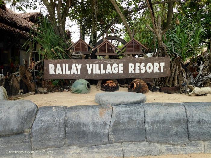 IMG 0177 - Nos vamos al paraíso llamado Railay...