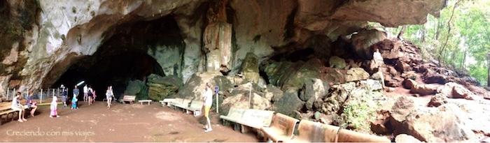 cueva - Ao Phang-Nga National Park