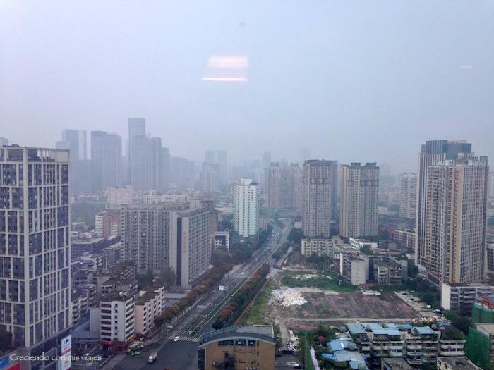 vistas Hotel Fraser Suites Chengdu - Buda de Leshan