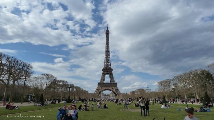 Tour Eiffel de París