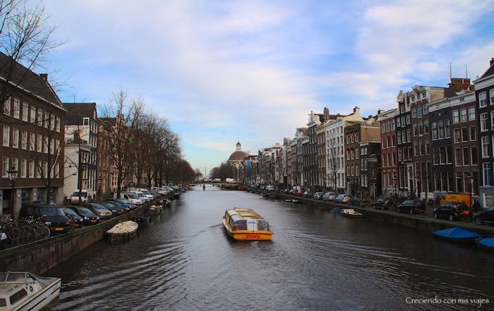 canales de Asmterdam