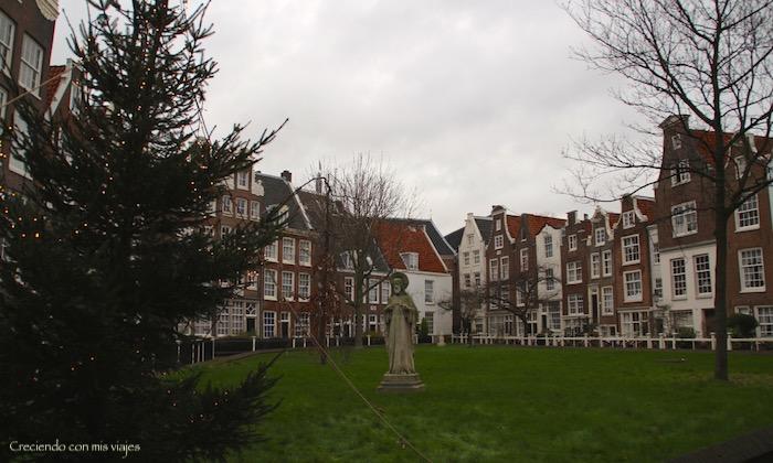 convento Begijnhof Amsterdam