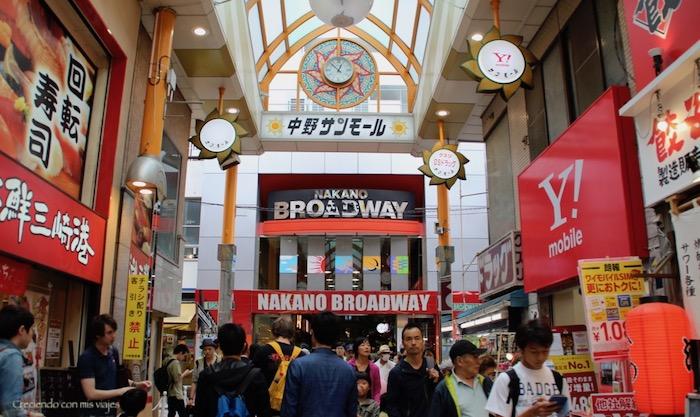 IMG 6288 - Nakano Broadway, Shinjuku, Tokyo Sta. y Akihabara