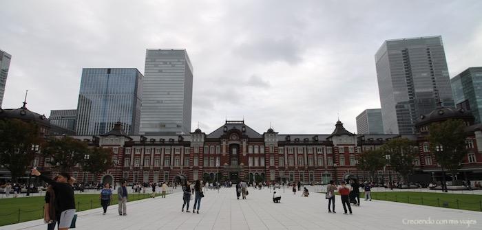 estación de trenes JR Tokyo
