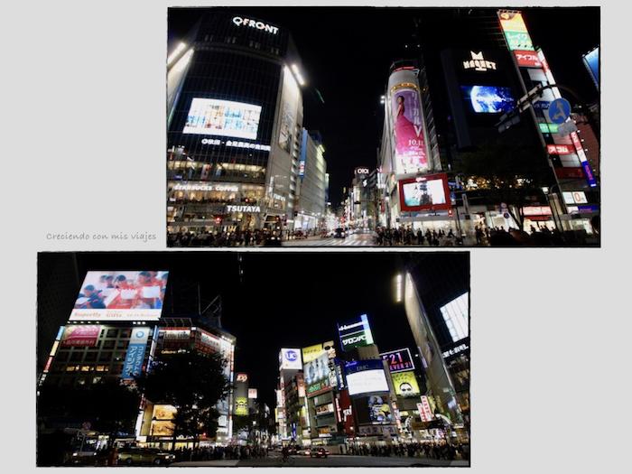 Cruce Shibuya - Kawagoe, Ikebukuro y Shibuya