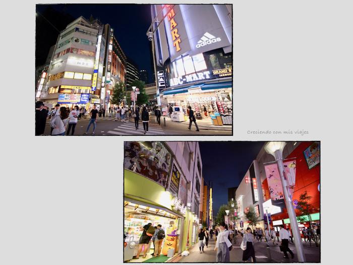 Golden Gai Shibuya - Kawagoe, Ikebukuro y Shibuya