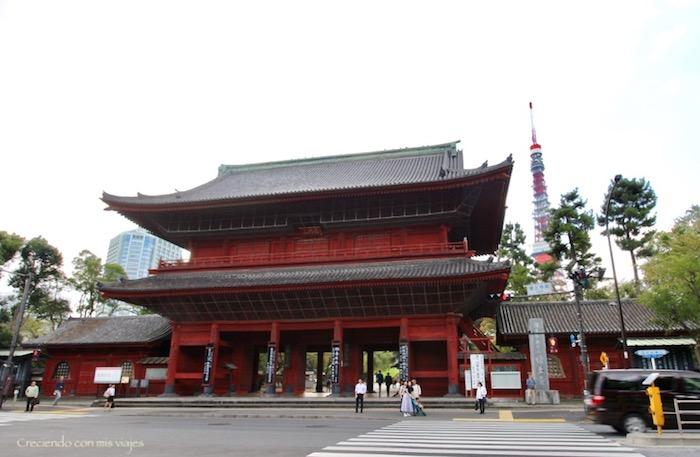 IMG 6354 - Skytree, Zojoji, Roppongi y Ginza