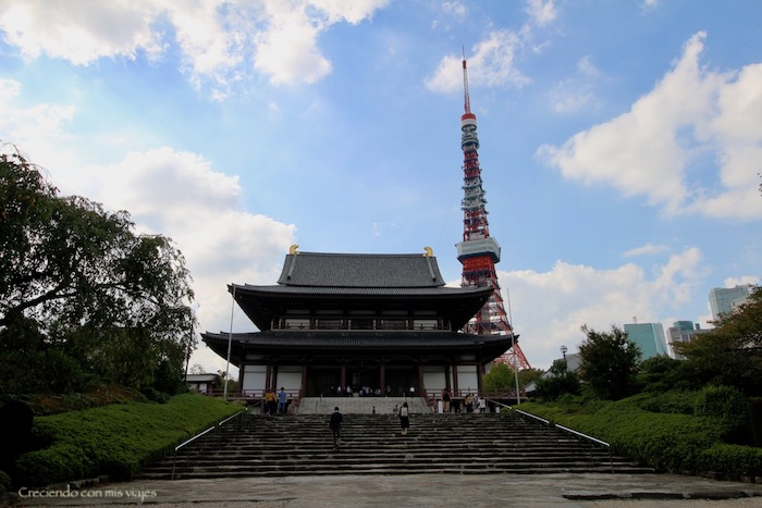 IMG 6357 - Skytree, Zojoji, Roppongi y Ginza